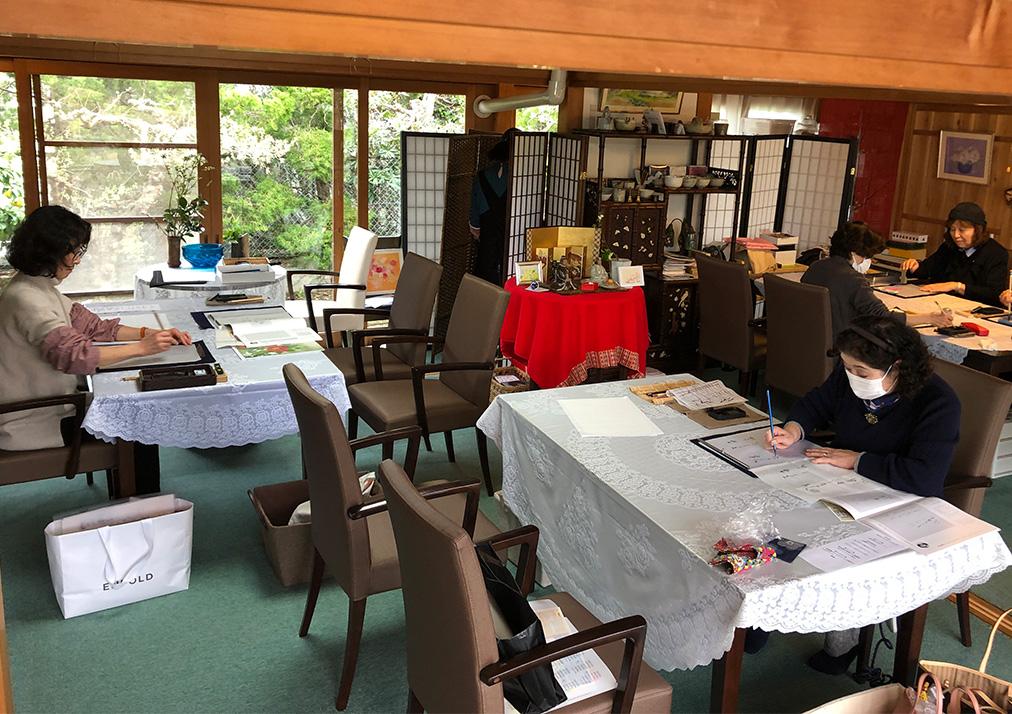 唐津テイーサロン「芦の花」教室の写真